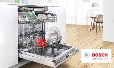 Bosch Neue Produkte Und Funktionen Bei Geschirrspulern Kuche
