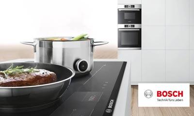 Bosch Neue Gerate Und Funktionen Zum Kochen Und Backen Von Bosch
